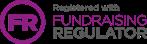 Registered with Fundrasing Regulator